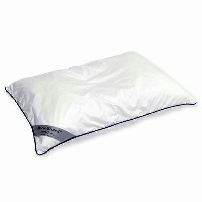 [ミクロガード][送料無料]半パイプ枕ホワイト