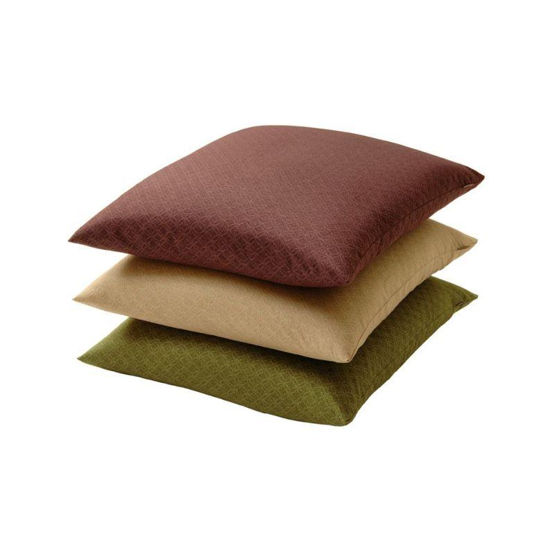 [昭和西川]座ぶとんカバー IY0871 【銘仙判】55×59cm ピンク・ブルー