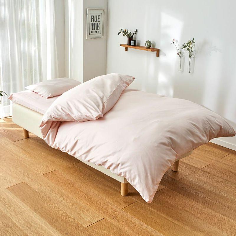 オリジナル寝具セット 敷き布団タイプ プレミアム ピンク・ブルー
