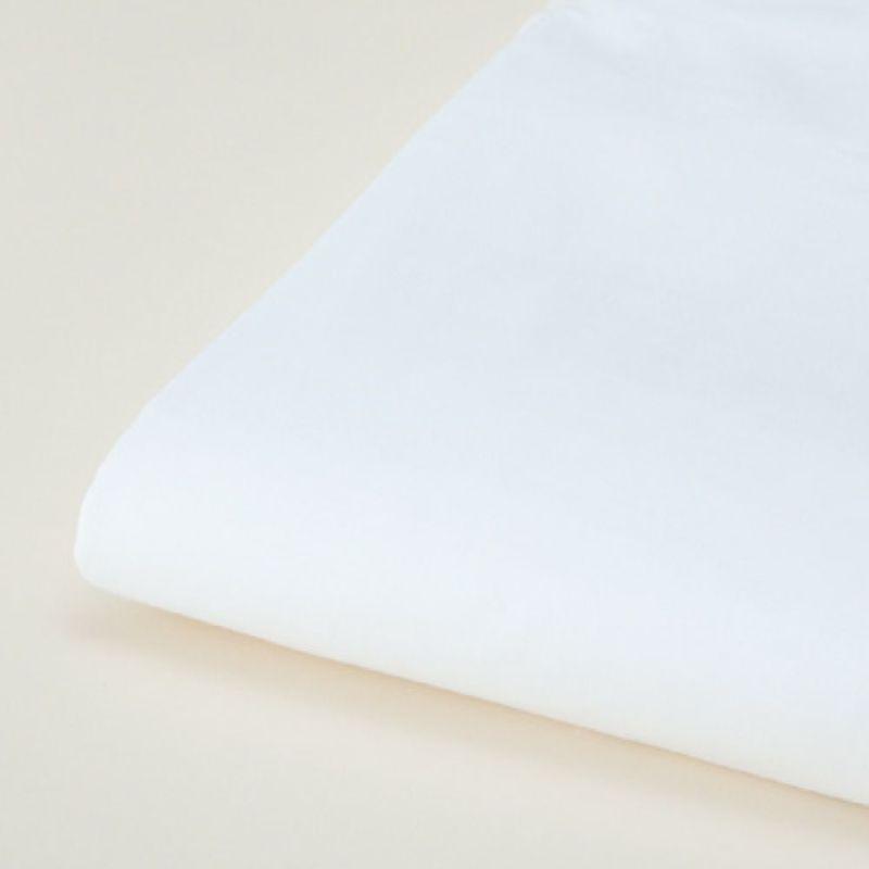 [スヤラボ]ダブルガーゼ毛布カバー(ダブルロング)195×215㎝ ホワイト