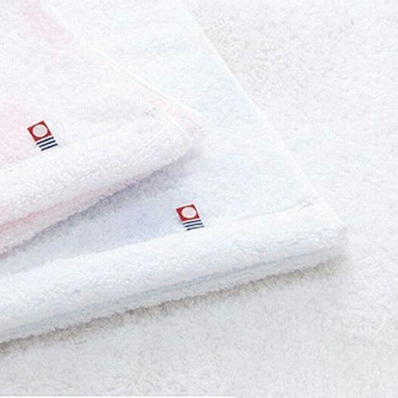 JAPAN MEIFU imabari[雲]ウォッシュタオル 2枚セット ピンク・ブルー