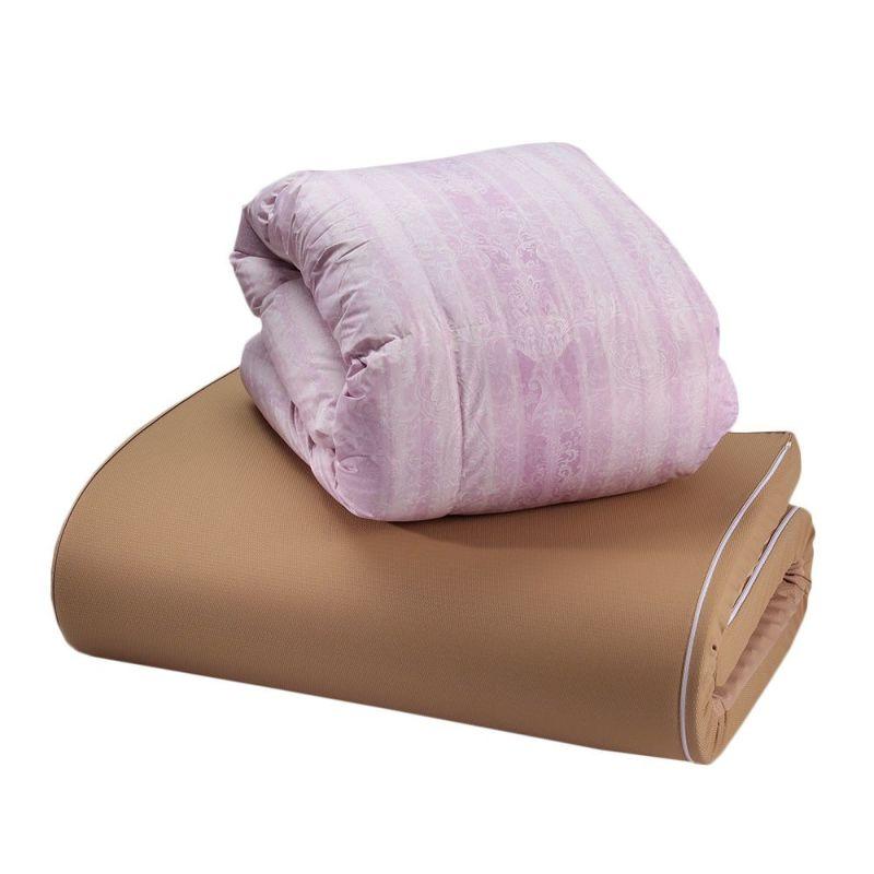 [ムアツ・羽毛][送料無料]西川ストア10周年記念モデル ムアツ・羽毛布団セット シングル