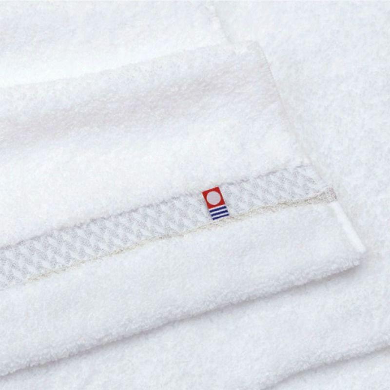 [JAPAN MEIFU premium]光 HIKARI フェイスタオル 34×80cm