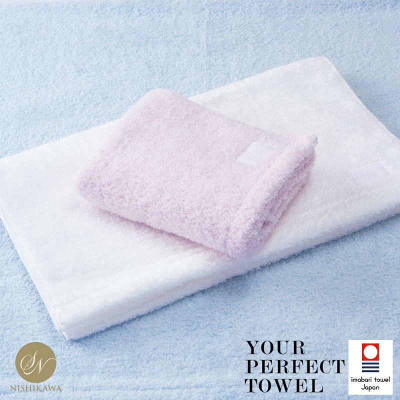 [YOUR PERFECT TOWEL]フェイスタオル/PERFECT1 エクストラソフト 34×85cm