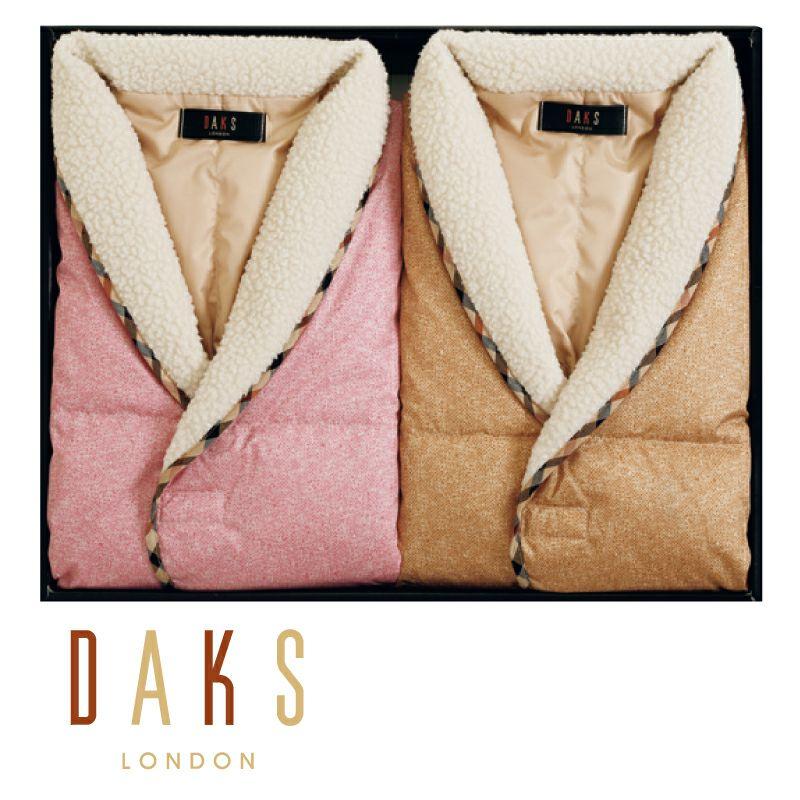 DAKS 羽毛肩当てセット/D87105K-MIX