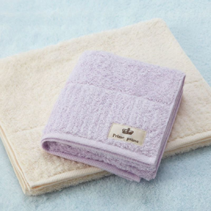 [Prime Prime] プライムハイ/フェイスタオル 34×80cm
