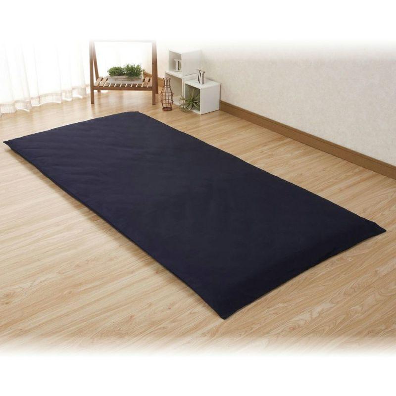 [CUORE] 敷きカバー/ベーシックカラー シングル 105×215cm
