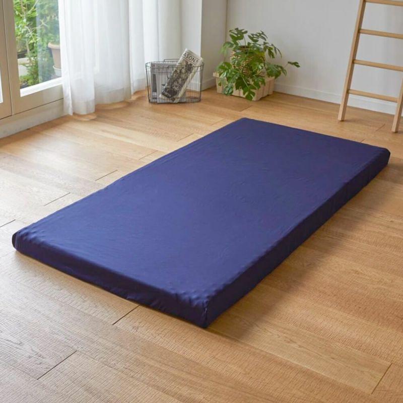 [CUORE] ムアツシーツ/ベーシックカラー シングル 94×203cm
