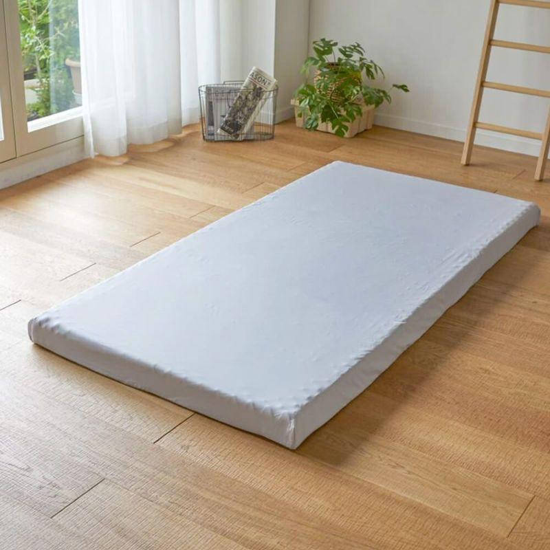 [CUORE] ムアツシーツ/ベーシックカラー セミダブル 124×203cm