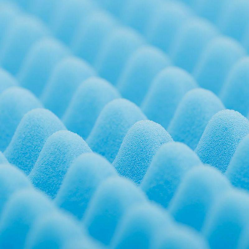 【MuAtsu Plus】 MATTRESS 3FORM SPECIAL COMFORT セミダブル
