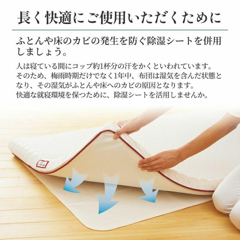 【MuAtsu Plus】 MATTRESS 2FORM SOFT ダブル