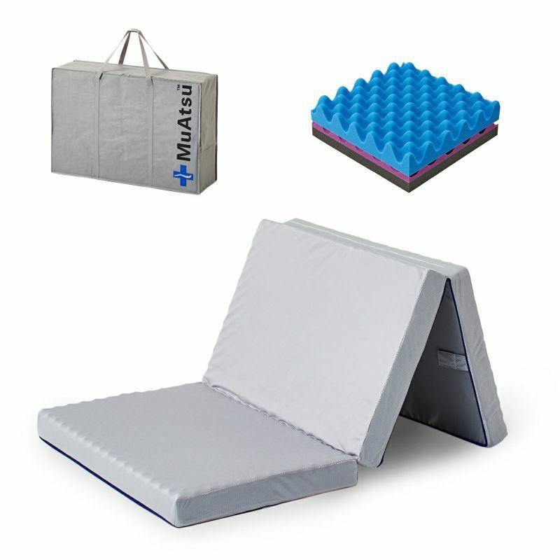 【muatsu Sleep Spaムアツスリープスパ】PLATINUMハイバウンドSp-2シングル